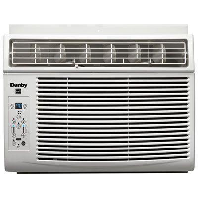 Danby Window Air Conditioner 12000 Btu White Window Air Conditioner Compact Air Conditioner Energy Star