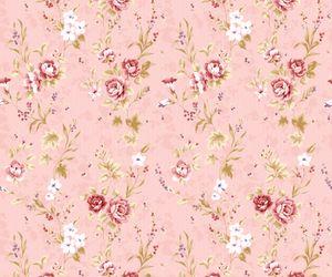 Imagen De Pink Flowers And Vintage Vintage Floral Backgrounds Vintage Floral Wallpapers Tumblr Flower