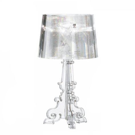Kartell table 9070B4 Cristal design Lampe de Bourgie OZ80PNknwX