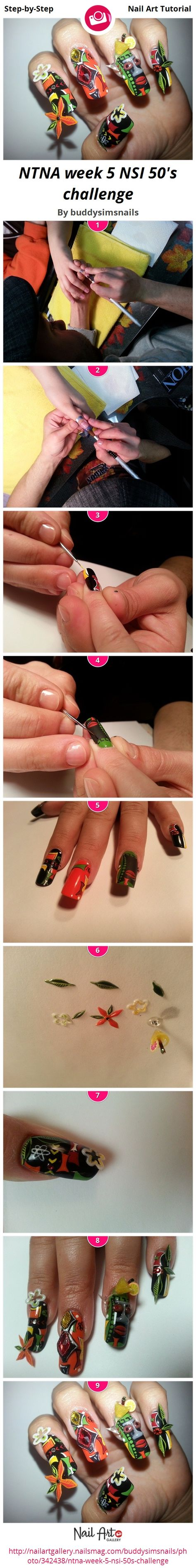 Cat in the Hat Nails! by leximartone - Nail Art Gallery Step-by-Step ...