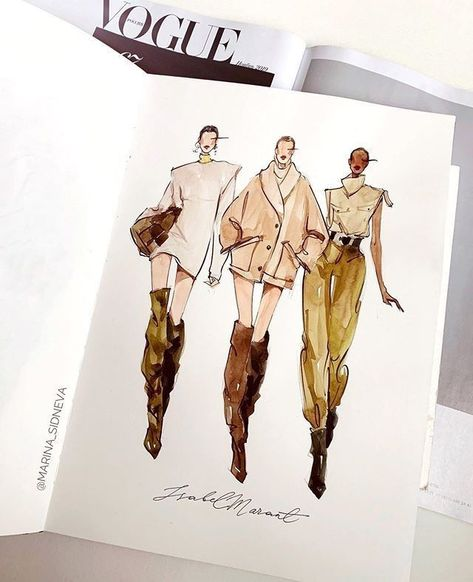 Fashion Design Sketches 689965605398992944 - Source by Fashion Model Sketch, Fashion Design Sketchbook, Fashion Design Portfolio, Fashion Design Drawings, Fashion Sketches, Dress Sketches, Art Portfolio, Art Sketchbook, Fashion Books