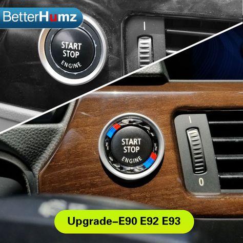 Für Bmw E90 E92 E93 Auto Motor Start Stop Zündschlüssel Ring