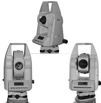 Wild Leica Tc400 Tc500 Tc600 Tc800 Theodolites Leica Means Of Communication