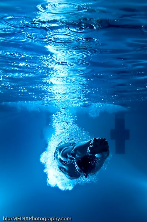 Olympic Swimming - Underwater Photography - McMaster Swim Team