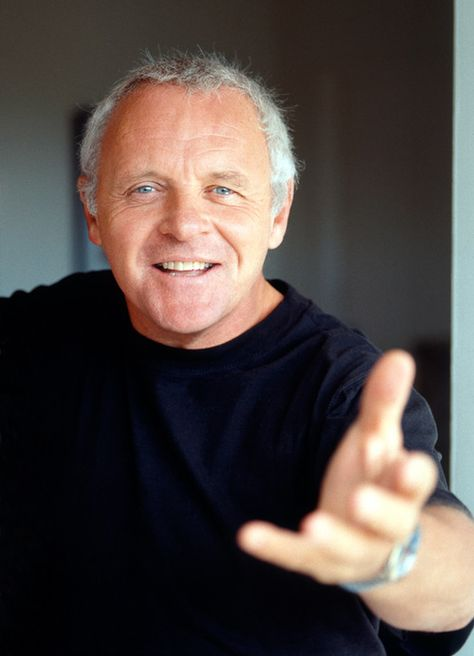 Have lunch with Anthony Hopkins