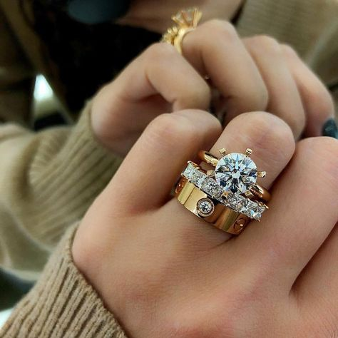 1063 Best Golden Images Engagement Rings Wedding Rings Engagement