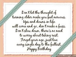 Birthday Quote For 50 Year Old Google Search With Images