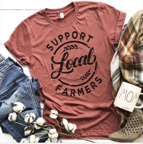 Support Local Farmers Clay