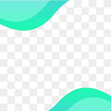 Green Minimal Frame Border Abstract Abstract Border Png And Vector With Transparent Background For Free Download Abstract Summer Banner Frame