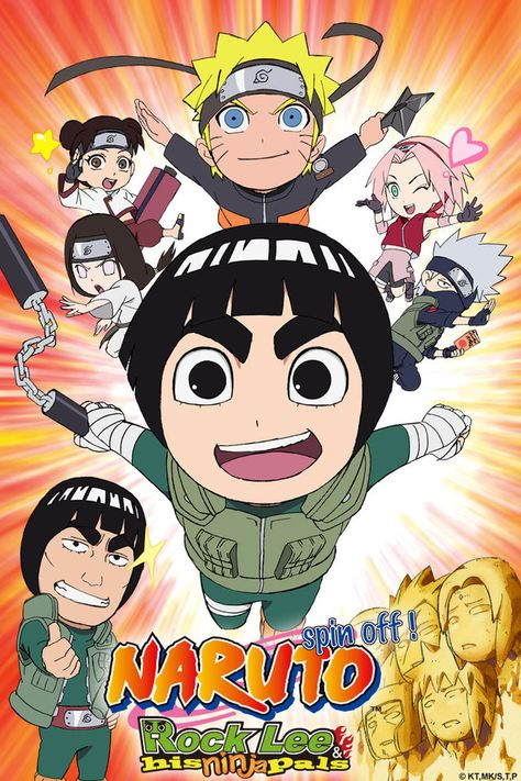 NARUTO Spin-Off: Rock Lee