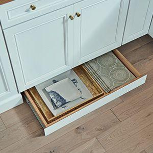 Fine Toe Kick Drawer Design In 2019 Kraftmaid Kitchen Home Interior And Landscaping Ponolsignezvosmurscom