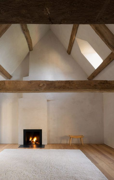 John Pawson designs his own Home Farm in the Cotswolds