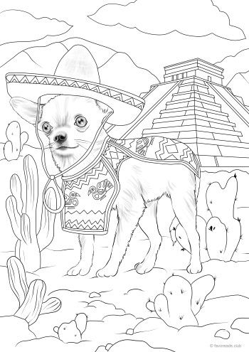 27++ Dog animal extreme animal coloring pages for adults ideas in 2021