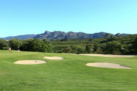 Golf De Saint Endreol Golf