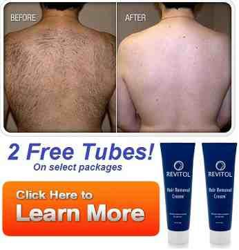 Revitol Hair Removal Cream Review Hair Removal Cream Hair