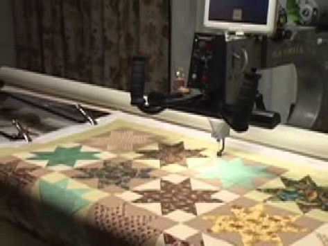 Helen S Iq Pantograph Quilting Sequencing The Whole Quilt