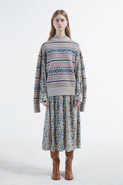 Joseph Pre-Fall 2017 Fashion Show Collection: See the complete Joseph Pre-Fall 2017 collection. Look 2
