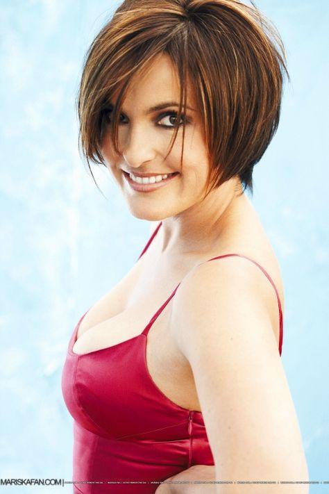 Mariska Hargitay Beauty Short Hair Styles Mariska Hargitay