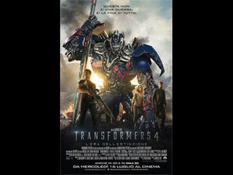 Transformers 4 L Era Dell Estinzione Film Completo Italiano