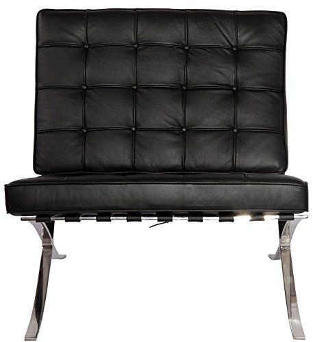 Groovy Amazon Com Mlf Pavilion Chair Ottoman Italian Leather Gmtry Best Dining Table And Chair Ideas Images Gmtryco