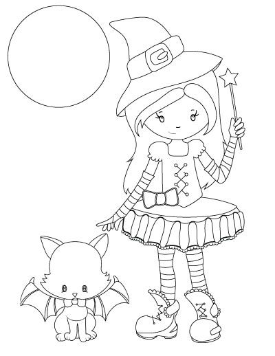 25 Free Printable Halloween Coloring Pages Halloween Coloring Pages Witch Coloring Pages Halloween Coloring