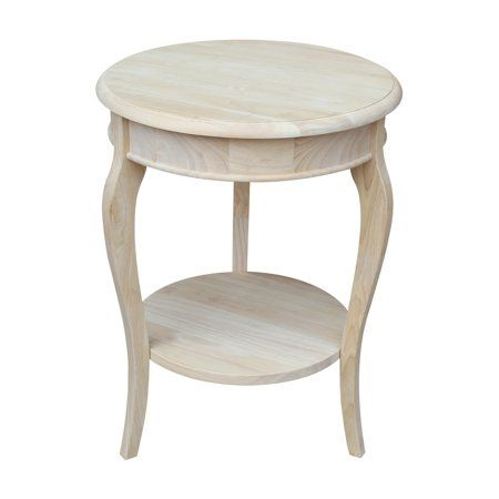 Pleasing Free Shipping Buy International Concepts Cambria Round End Camellatalisay Diy Chair Ideas Camellatalisaycom
