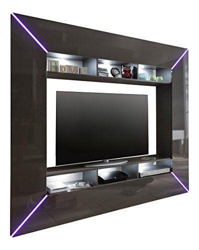 Elegant Die besten Tv wand roller Ideen auf Pinterest Vorh nge beige Gardinen wohnzimmer und Vorh nge k che