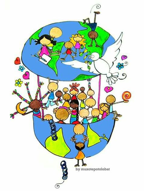 Declaración Universal De Las Derechos Humanos Niños