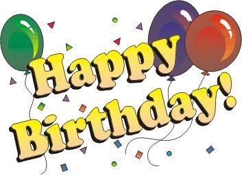 Happy Birthday Logos 1