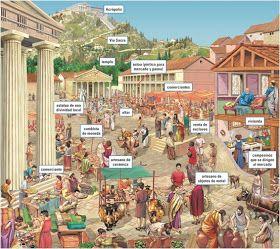 Unidad 11 El Mundo Griego Historia De Roma Grecia Antigua