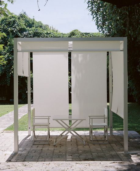 Modulo By Gandia Blasco Outdoor Pergola Outdoor Rooms Modern Landscaping