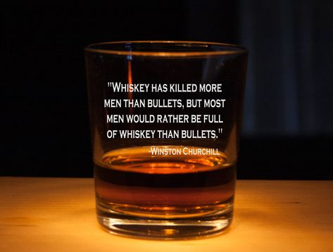 Winston Churchill Quote Rocks Glasses Engraved Glass Personalized Whiskey Glass Whiskey Lover Gift Churchill Quotes Great Quotes In 2020 Whiskey Lover Gifts Whiskey Quotes Personalized Whiskey Glass