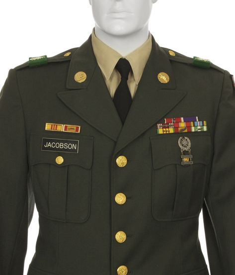 South Vietnamese Army Uniform | Vietnam Era Army Green Uniform | Eastern Costume : A Motion Picture ...
