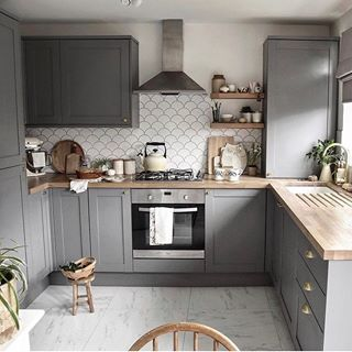 Beautiful Home Uk Beautifulhomeuk Instagram Photos And Videos In 2020 Kitchen Design Small Country Kitchen Designs Grey Kitchen Designs