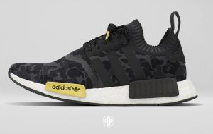 Adidas Nmd R1 Mesh Black/Grey/White (#412041) from Batumon at