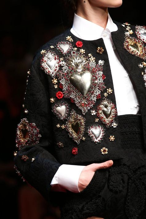 Haute Couture - Dolce & Gabbana Spring 2015 Ready-to-Wear