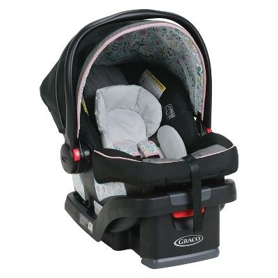 Black Graco SnugRide Lite Infant Car Seat Base