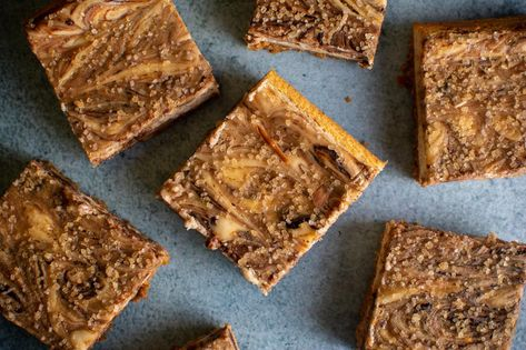 Whiskey Smoked Cheesecake Bars Recipe Savory Spice Shop