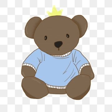 Teddy Bear Png Images Vector And Psd Files Free Download On Pngtree Teddy Bear Cartoon Funny Teddy Bear Bear Illustration