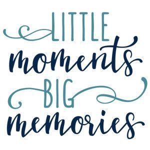 Silhouette Design Store: little moments big memories