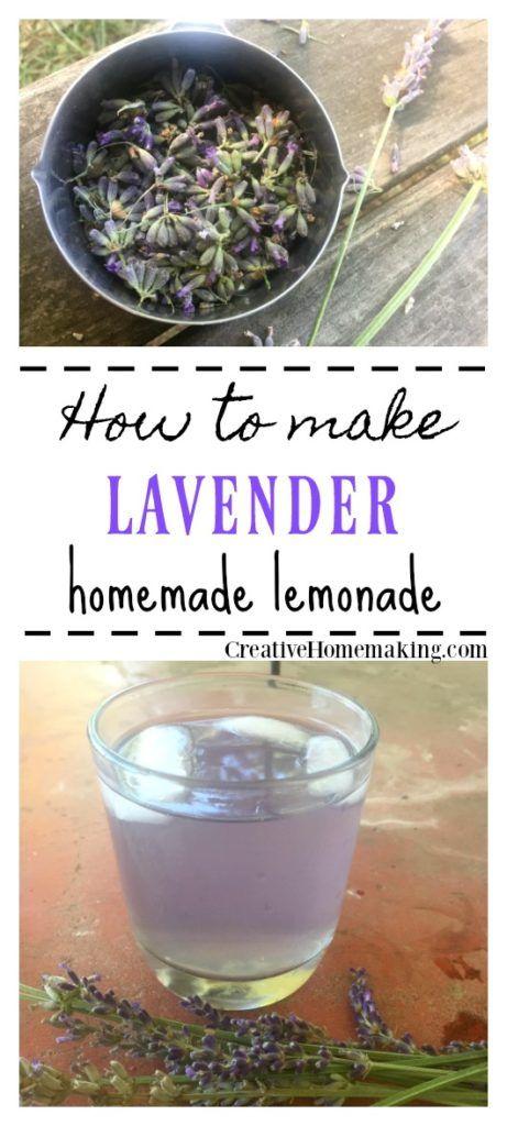 Lavender Lemonade Recipe Lavendar Lemonade Recipe Lavender Recipes Lavender Lemonade