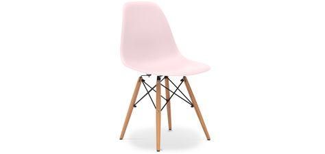 Chaise Geneva Polypropylene Matt Pas Cher Chair Dsw Chair Eames