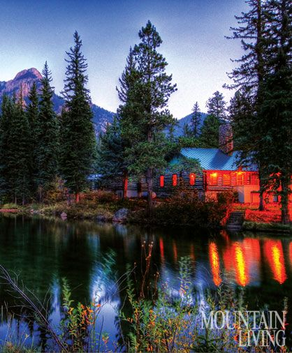 Broadmoor Gone Wild | Mountain Living | Mountain Travel | Pinterest |  Mountains, Mountain living and Cabin