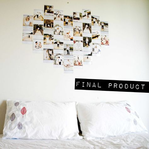 35+ Beautiful Wall Picture Collage Ideas Bedroom Ideas to Make Your Happy Story | manlikemarvinsparks.com