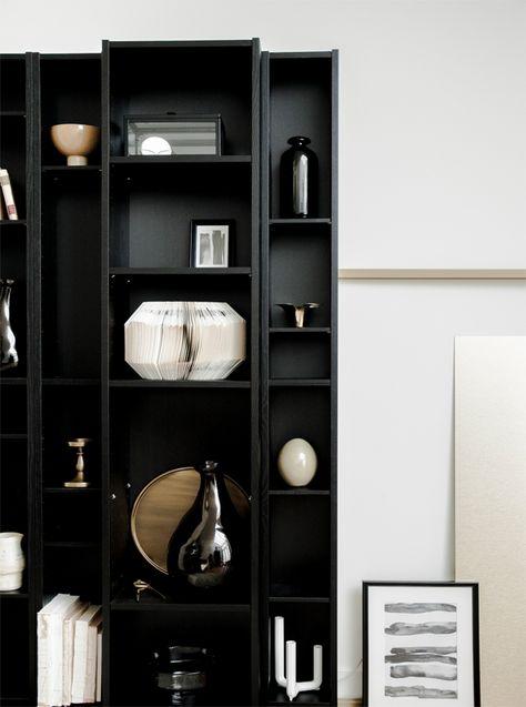 De Billy Boekenkast In Een Ander Jasje Ikea Ikeanl