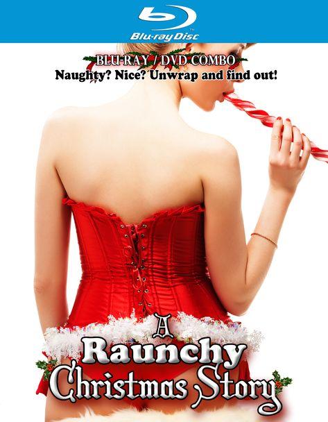 A Raunchy Christmas Story 2020 A Raunchy Christmas Story Blu ray + DVD Combo in 2020 | Raunchy