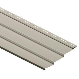 Durabuilt Traditional Almond Vinyl Siding Panel 9 In X 145 In 3654008 Blue Vinyl Siding Vinyl Siding White Vinyl