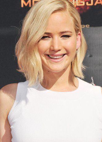 1 Schnitt 7 Frisuren Der Bob Von Jennifer Lawrence Great