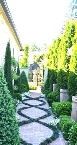 Sideyard Landscaping Side Yard Ideas Narrow Small Pixels