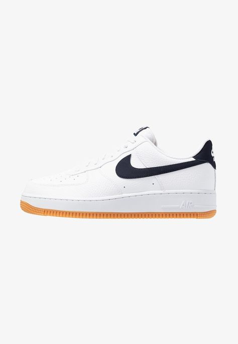 AIR FORCE 1 '07 Trainers whiteobsidianuniversity red